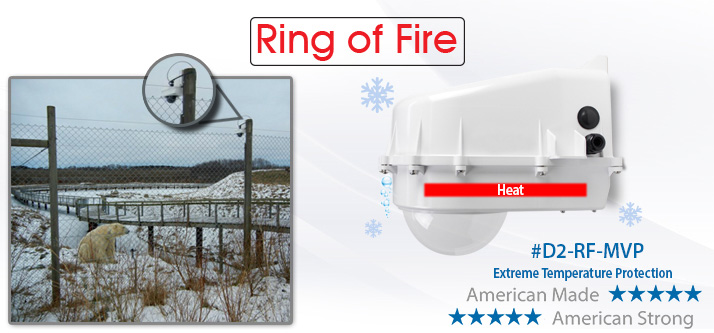 Dotworkz Ring of Fire - extreme temperature protection
