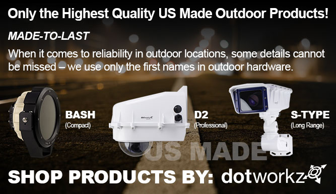 Dotworkz - Simply the BEST Outdoor Video Products